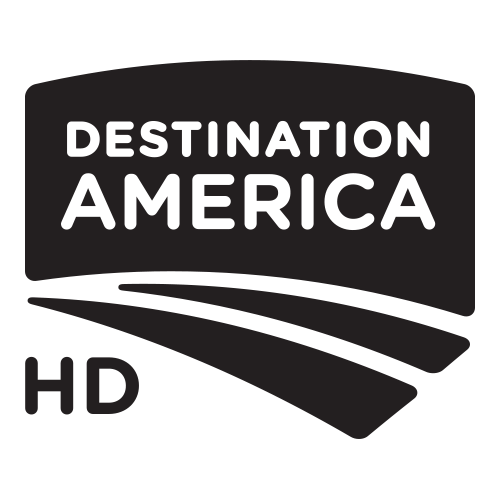 Destination America Channel Logo