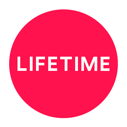 Lifetime Channel Logo