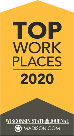 Madison Top Work Places 2020