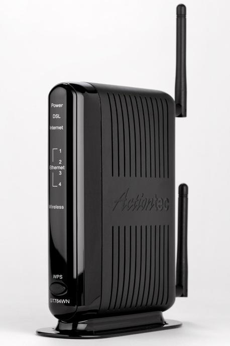 Internet | Actiontec 784 V1000h Setup | TDS